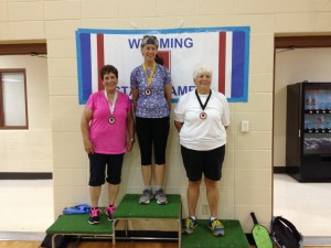 Women's Doubles Intermediate